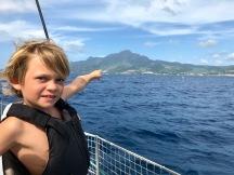 Mount Pelee Volcano